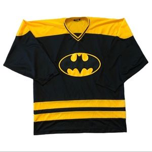 Vintage 90s DC Comics' Batman Hockey Jersey
